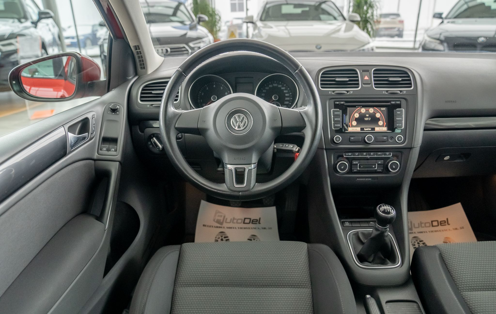 Volkswagen Golf 2010 Second Hand