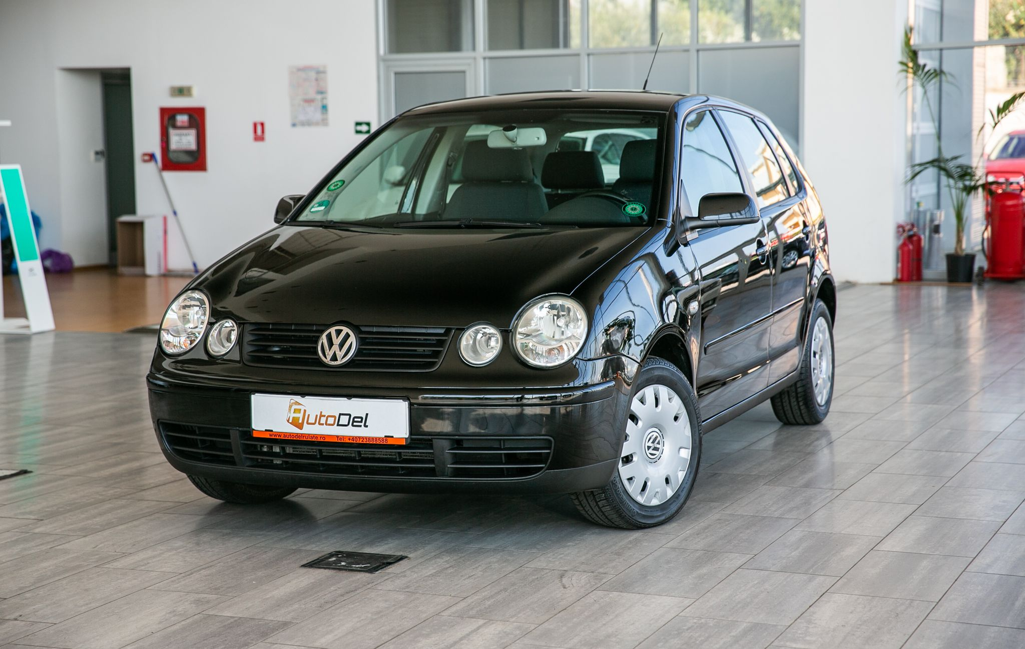 Volkswagen Polo 2005 Second Hand
