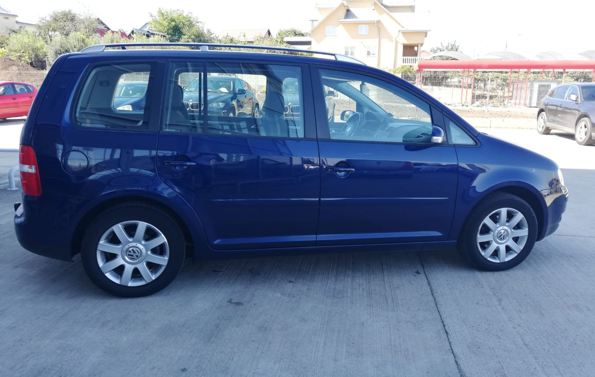 Volkswagen Touran 2006 Second Hand