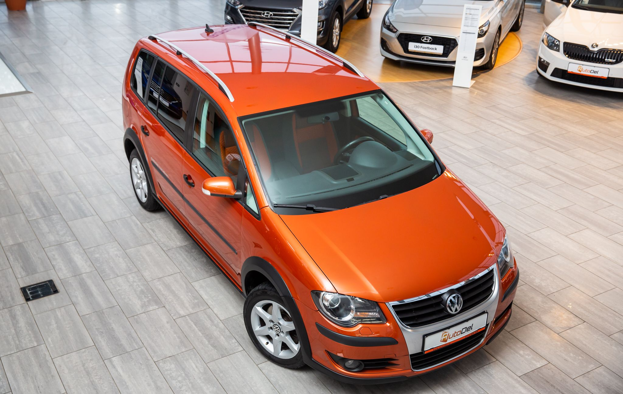 Volkswagen Touran 2008 Second Hand