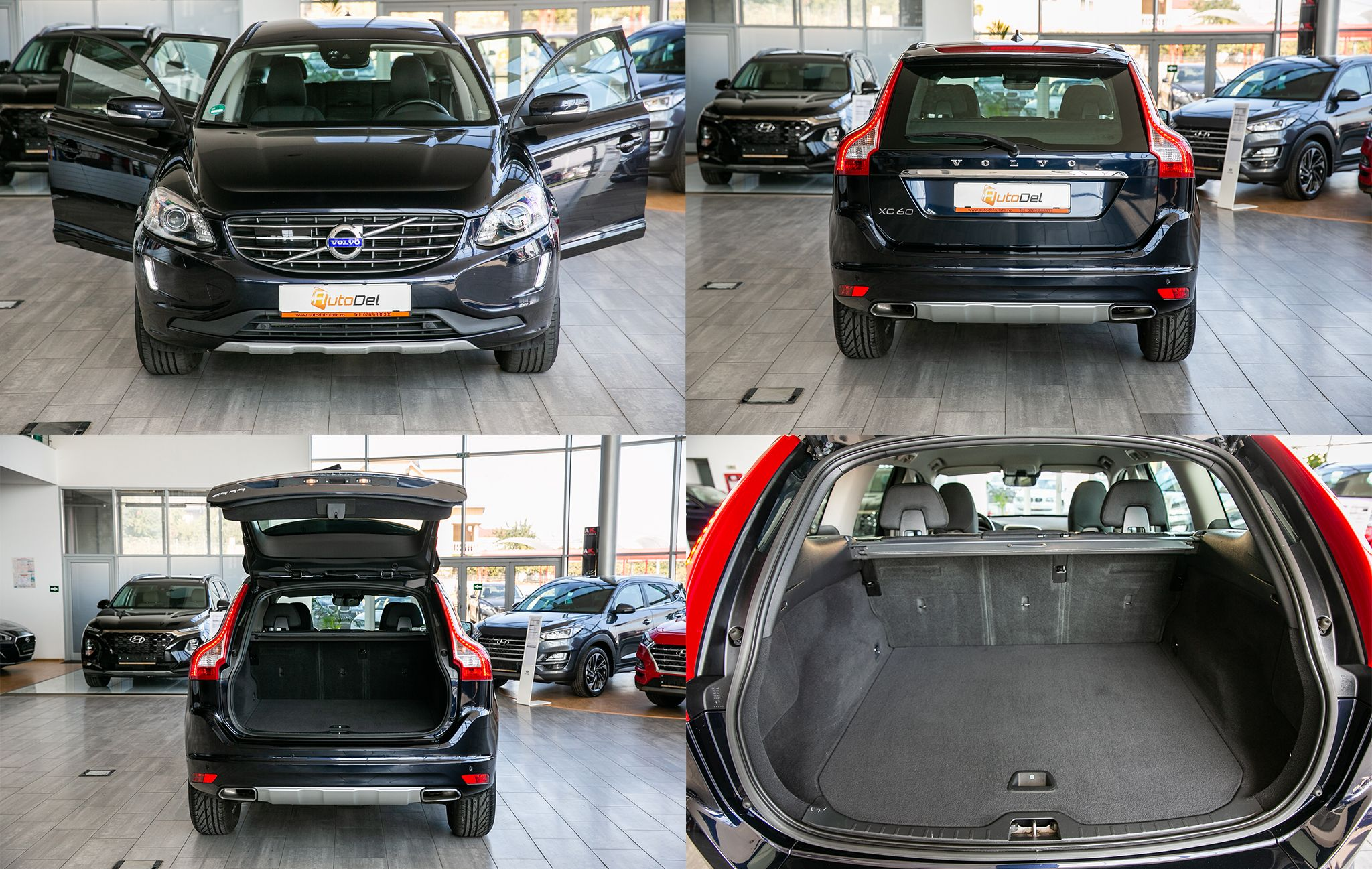Volvo XC60 2017 Second Hand