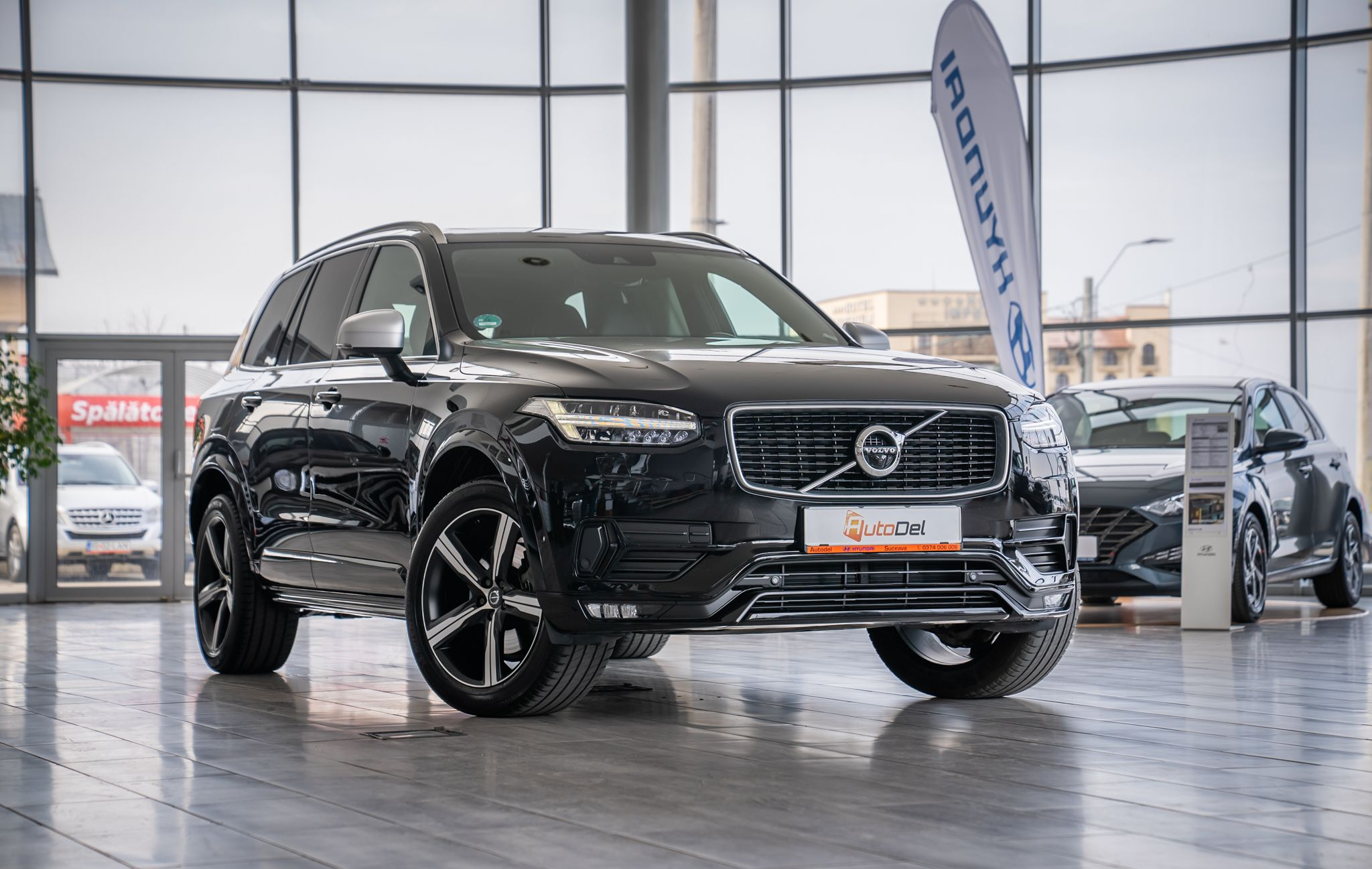 Volvo XC90 2018 Second Hand